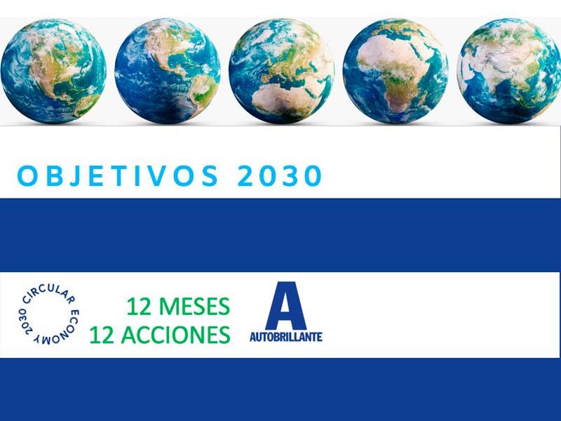 """Autobrillante lanza la campaña: """"12 Meses, 12 Acciones"""" para propiciar la economía circular entre sus clientes"""